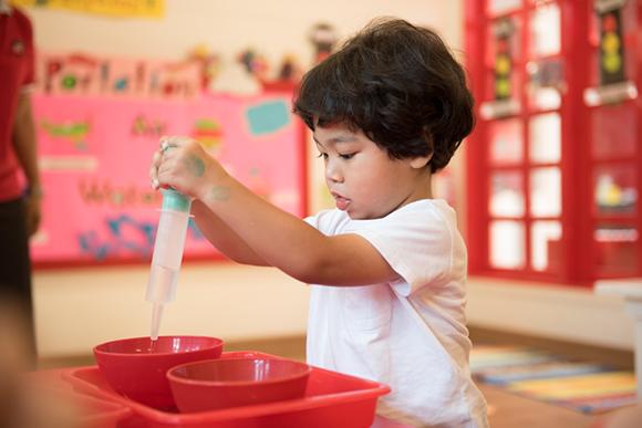 Montessori approach