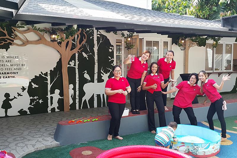 Preschool in Kuala Lumpur