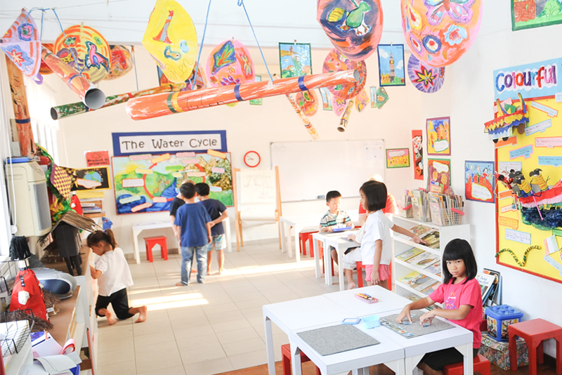 Preschool in Bukit Jalil