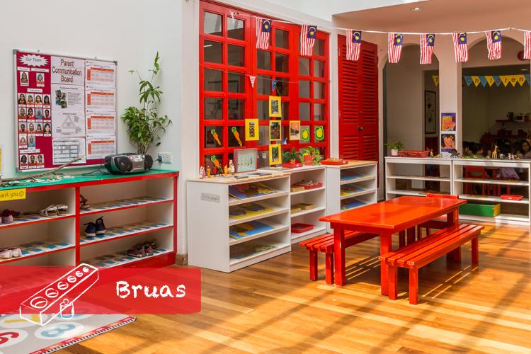 Preschools in Bruas