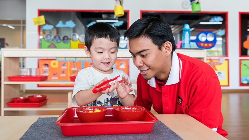 Montessori Education with The Children's House Bukit Jalil